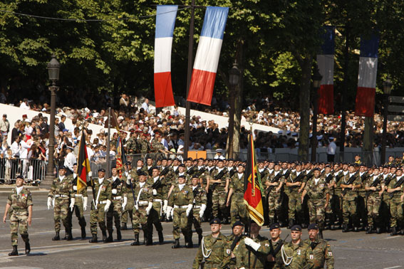 La brigade franco allemande ira bien au mali - Chambre de commerce franco allemande paris ...