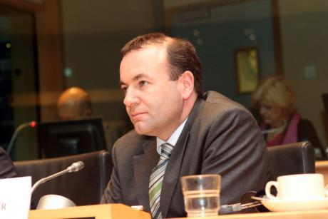 Newly elected EPP Chairman Manfred Weber promises EU citizens greater transparency. [EPP Group]