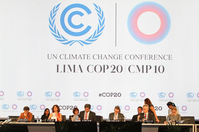 COP 20 à Lima au Pérou - décembre 2014 /Copyright: IISD Reporting Services