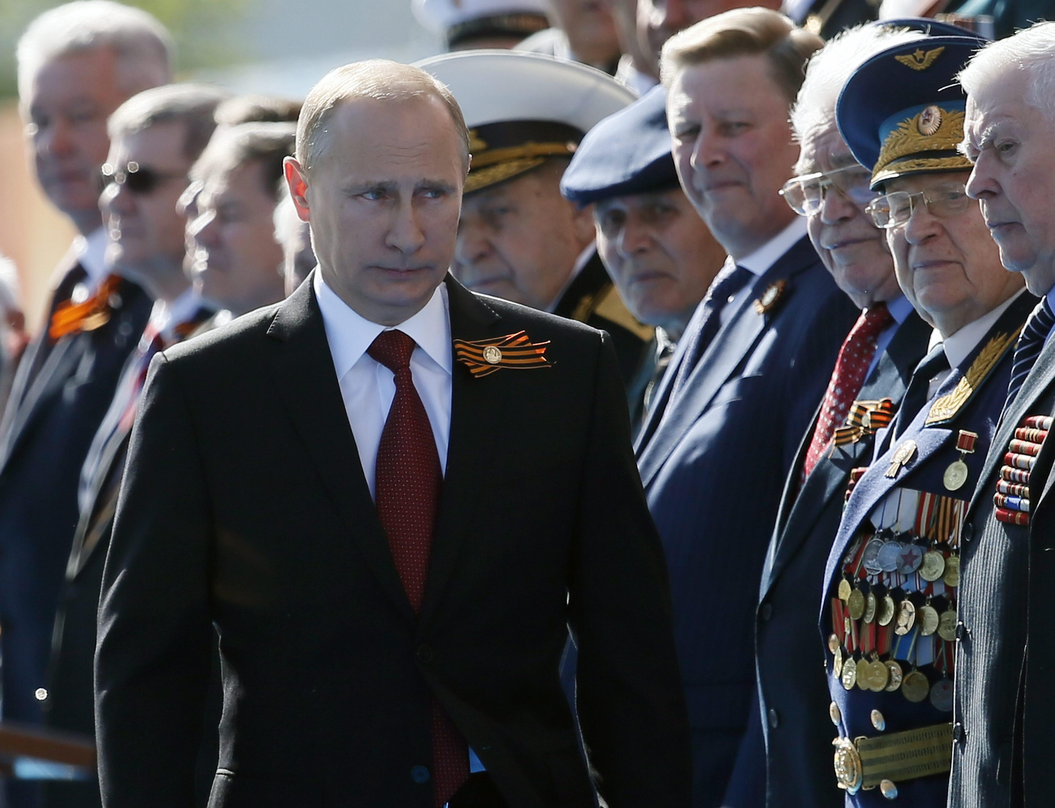Vladimir Poutine,