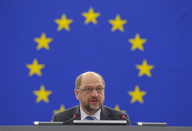 Le président du Parlement européen, Martin Schulz, a refusé l'ouverture d'une commission d'enquête sur les Luxleaks - © European Parliament