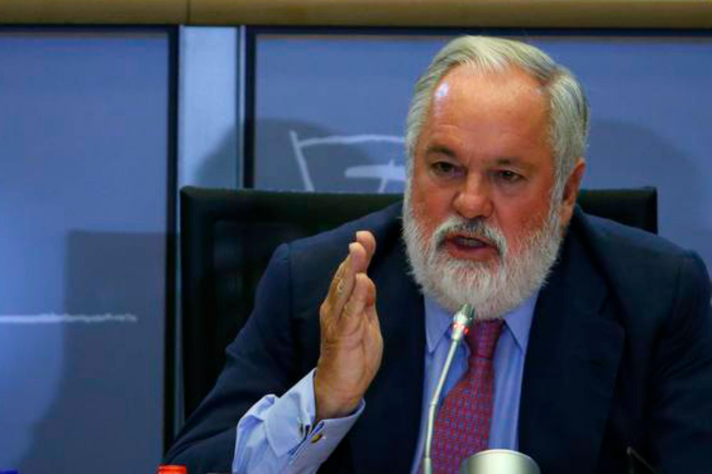 Lors de son audition, Miguel Arias Cañete avait prévenu que la Commission lancerait des procédures d'infraction. [European Parliament]