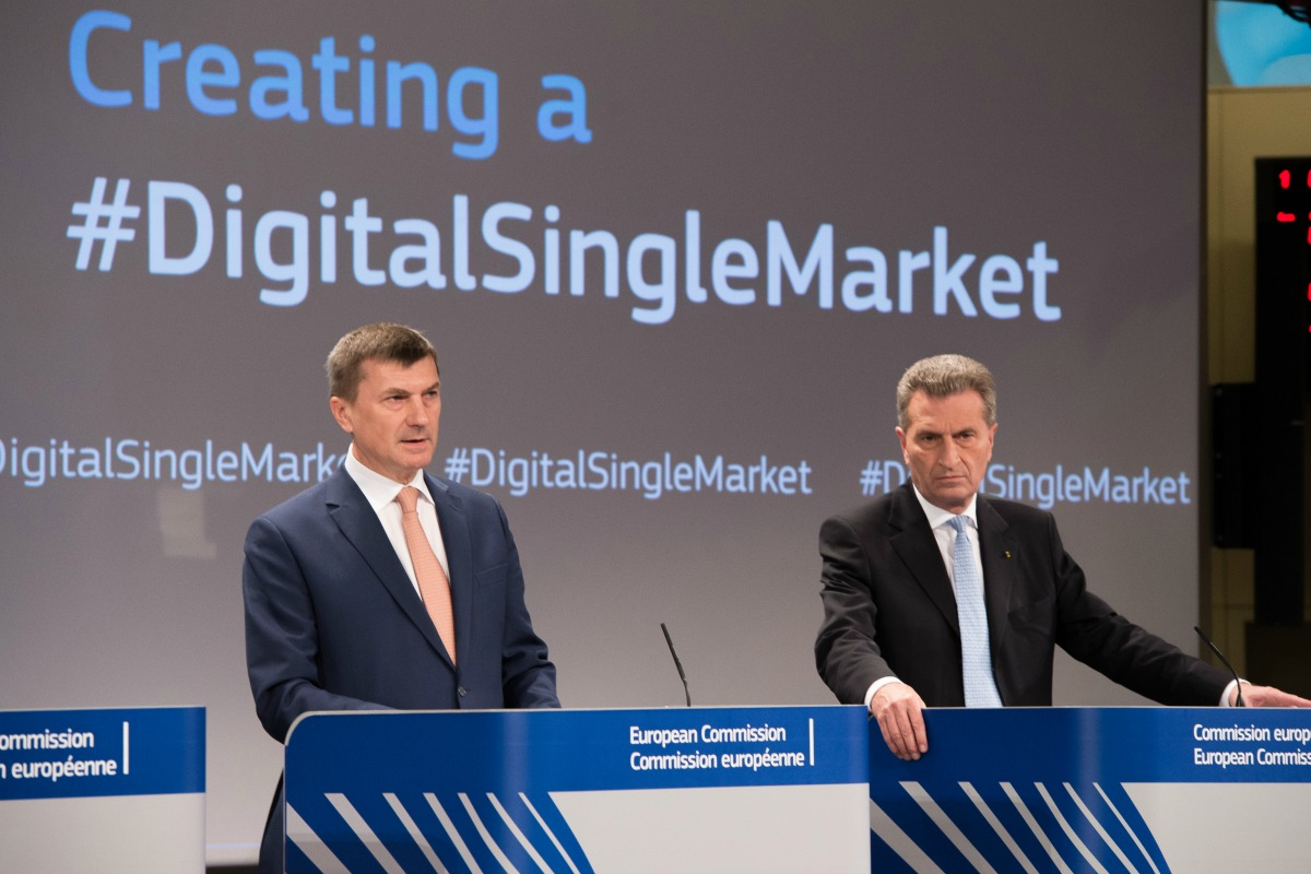 Ansip and Oettinger