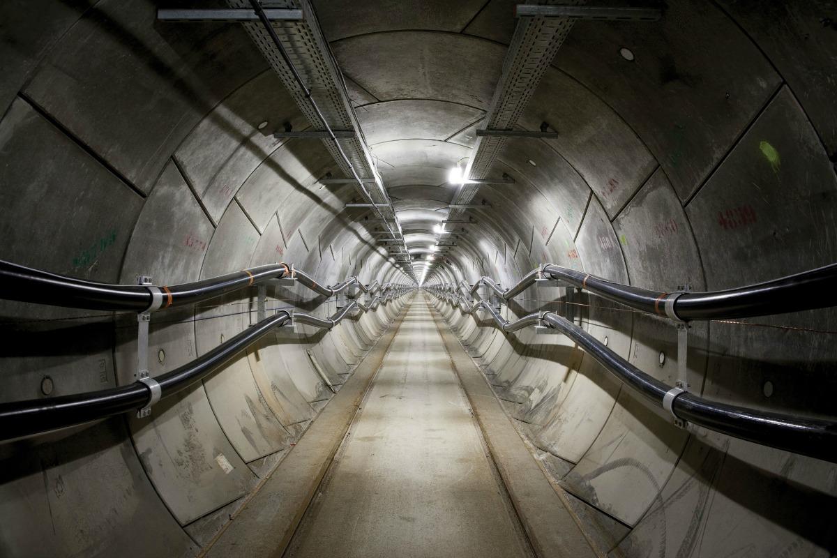 Underground power cable