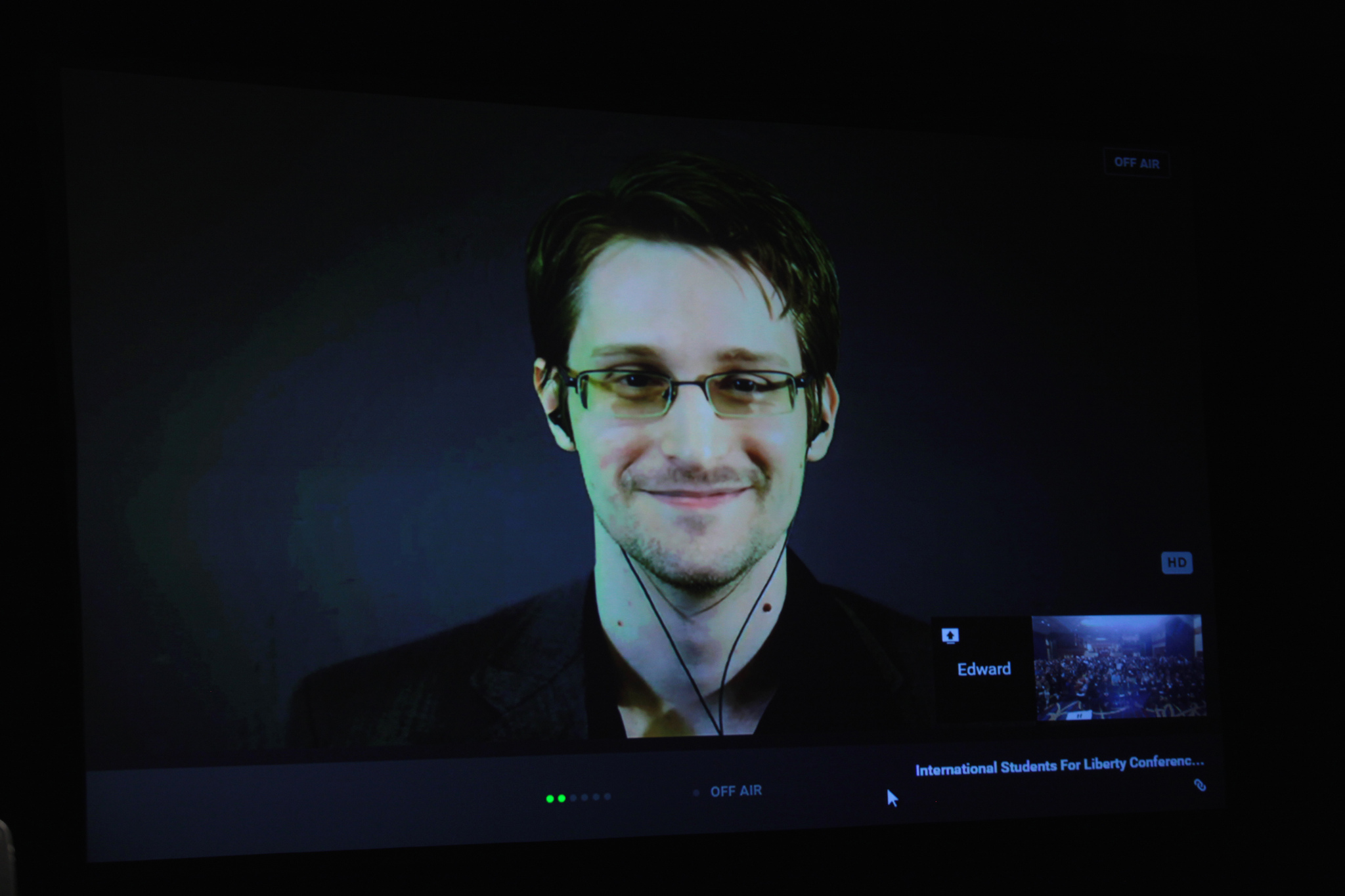 Whistleblower Edward Snowden muss nach Meinung des EU-Parlaments geschützt werden.