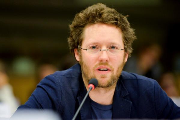 Jan Philipp Albrecht (Verts), rapporteur sur cette réglementation.
