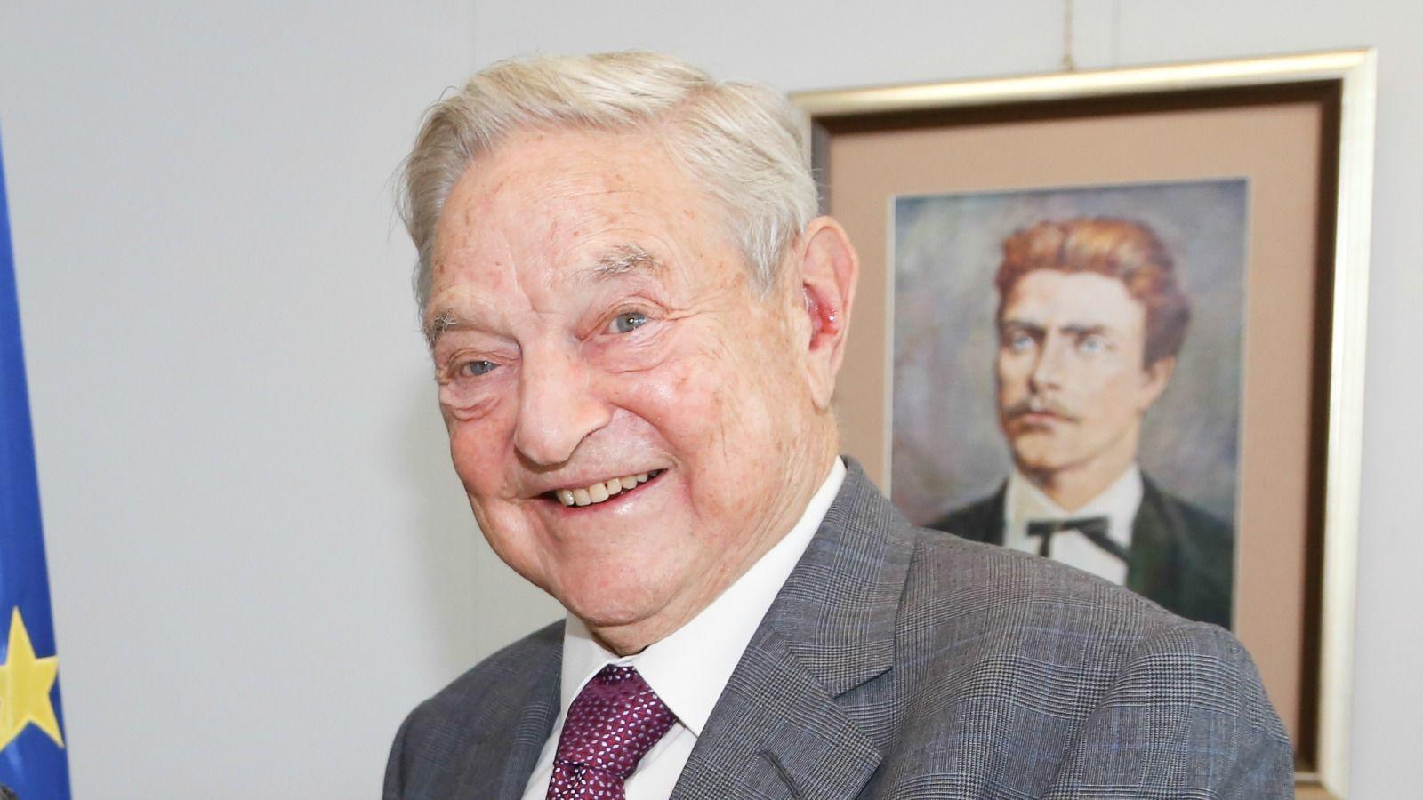 George Soros prédit l'échec de Trump, « l'apprenti dictateur »