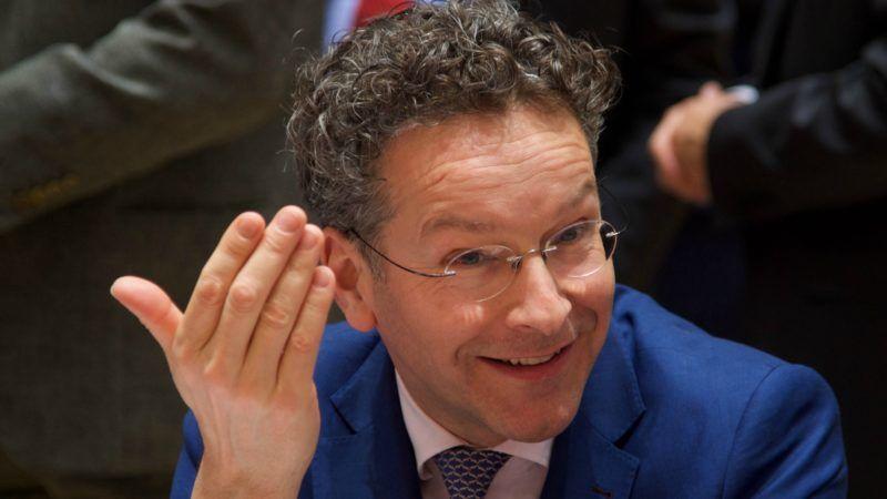 Le dérapage du président de l'Eurogroupe — Schnaps et femmes