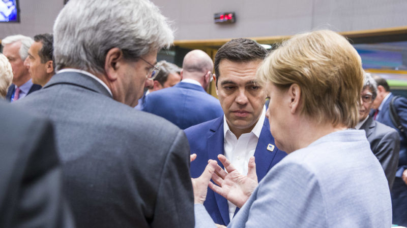 L'économie grecque s'est encore contractée au premier trimestre