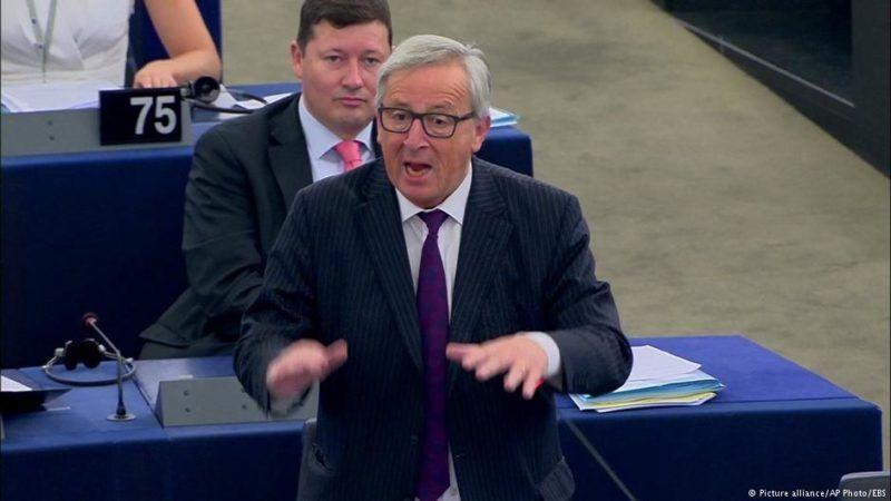 Jean-Claude Juncker ne veut pas d'un budget pour la zone euro