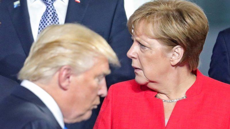 Le short transparent de Donald Trump objet de moqueries
